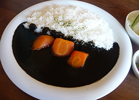 長崎県 大村あま辛黒カレー